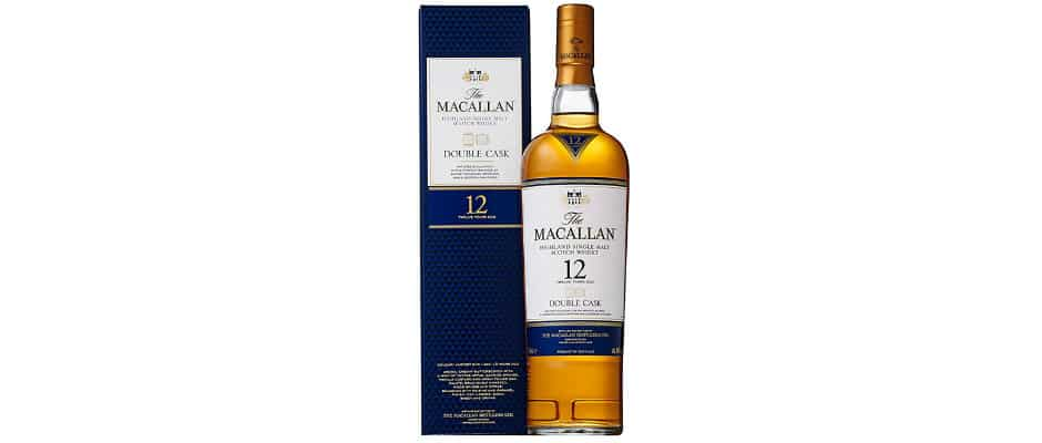 macallan 12 years old double cask