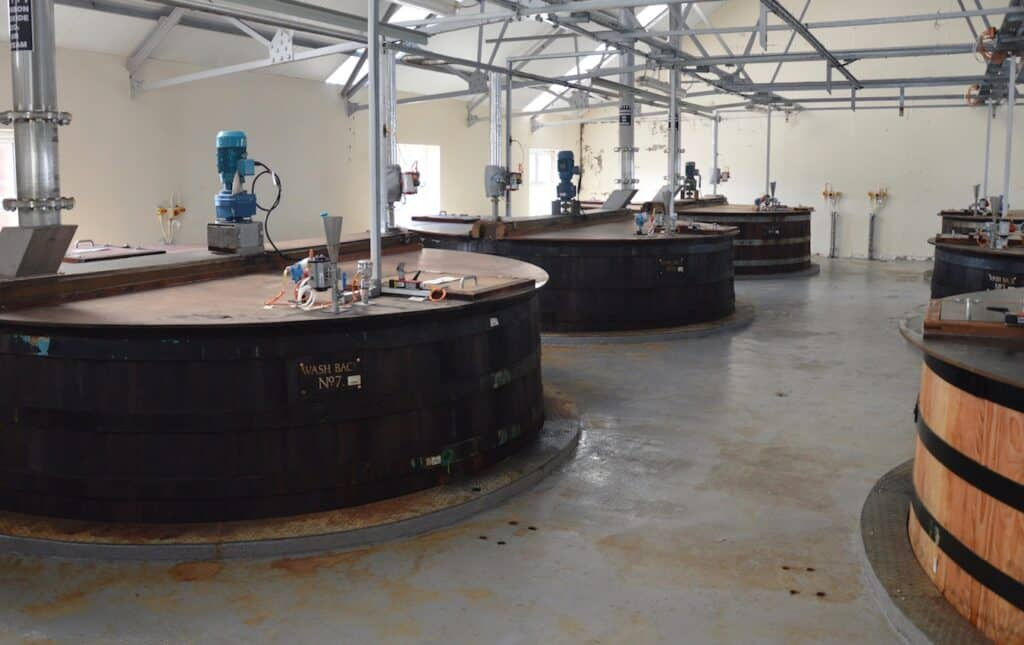 Benrinnes Distillery 4