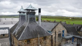 Inchgower Distillery 1