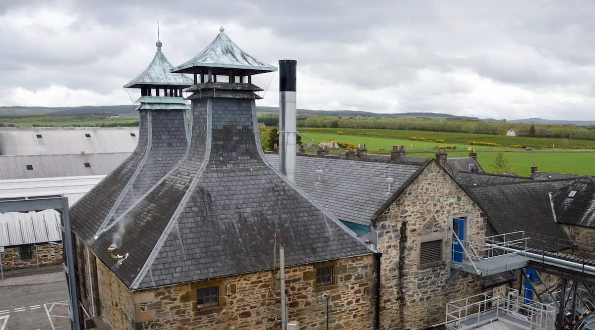 Inchgower Distillery 1