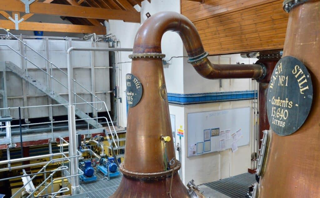 Inchgower Distillery 2