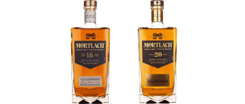 Mortlach 16 20 years old