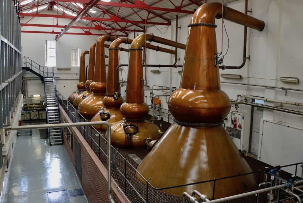 Mortlach Distillery 2