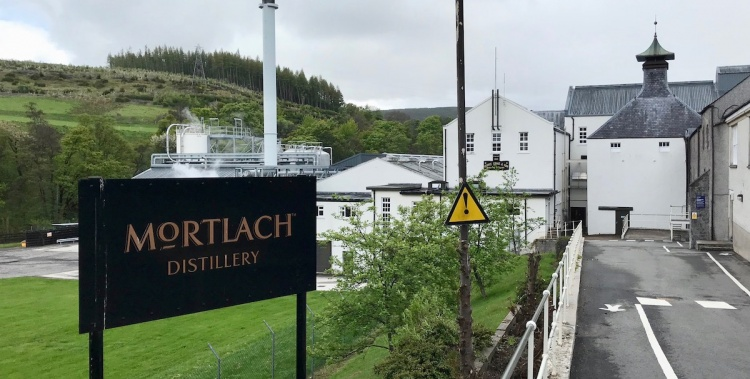 Mortlach Distillery 5