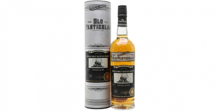 craigellachie fire 2006 12 years old douglas laing old particular