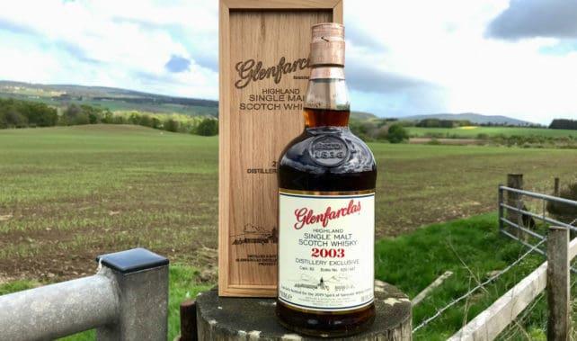 glenfarclas 2003 16 years old spirit of speyside distillery exclusive