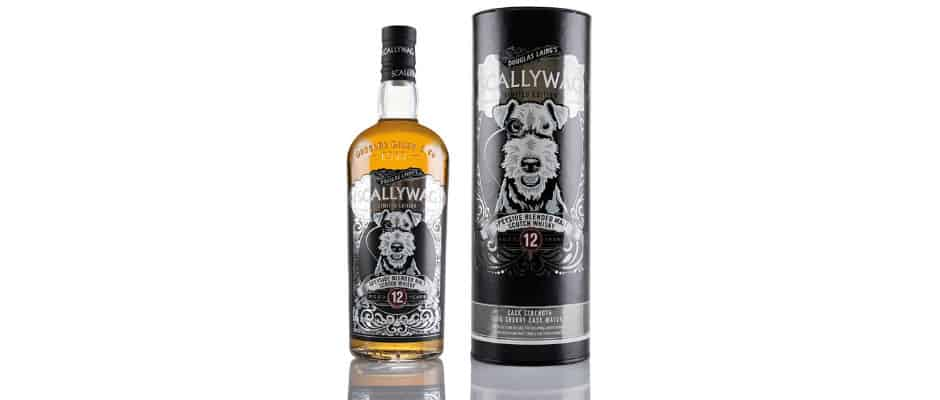 scallywag 12 years old cask strength edition