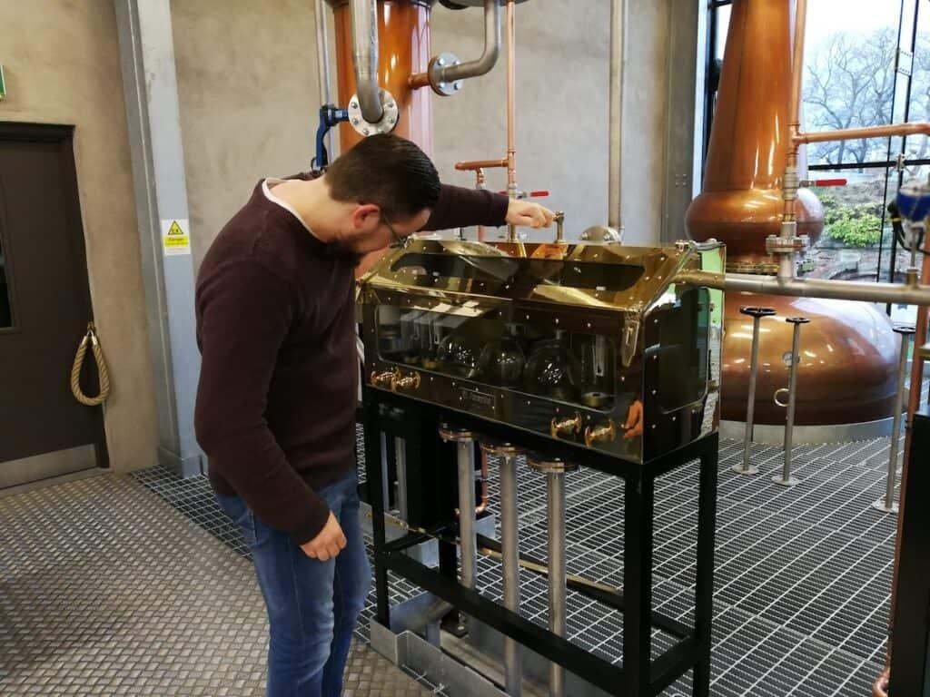 Lindores Abbey Distillery5