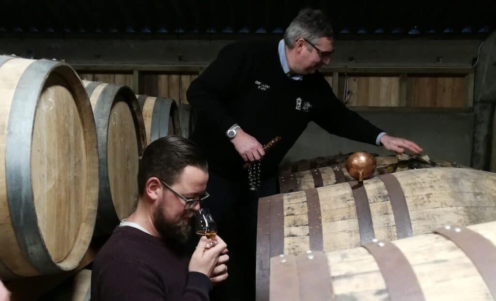 Lindores Abbey Distillery9