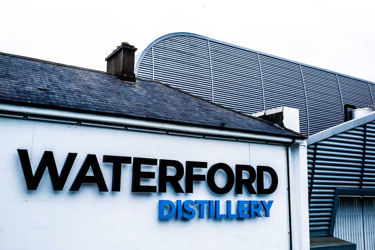 Waterford Distillery Exterior