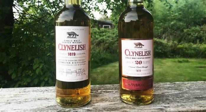 clynelish handfill 2009 200th anniversary 1998 20yo