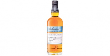 glenburgie 15 years old ballantines