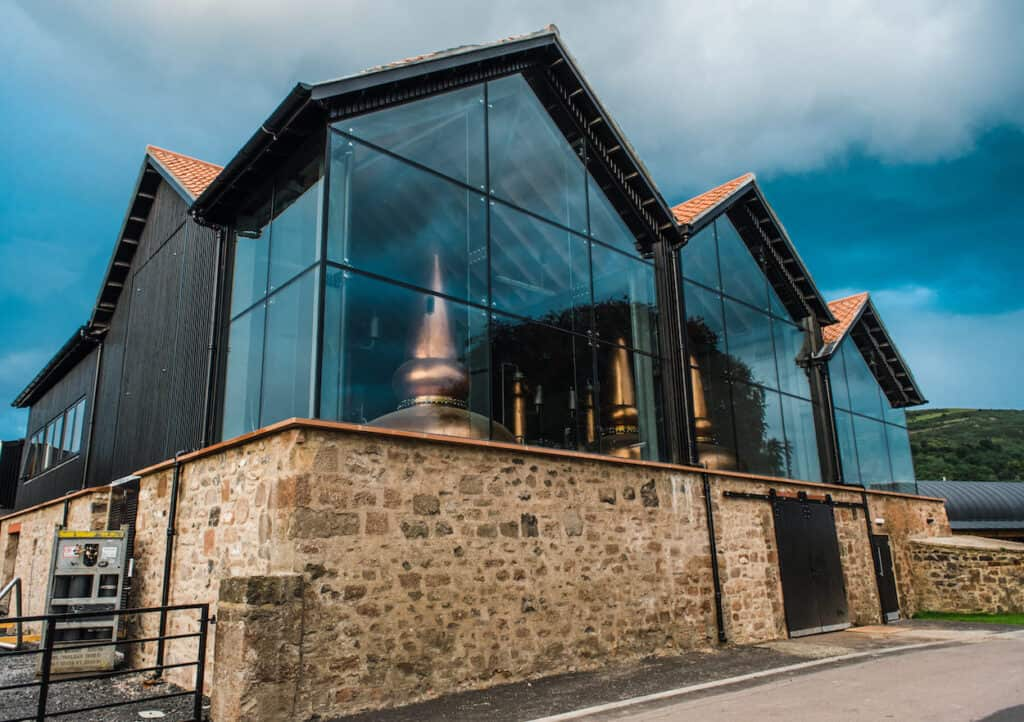 Lindores Abbey Distillery 11