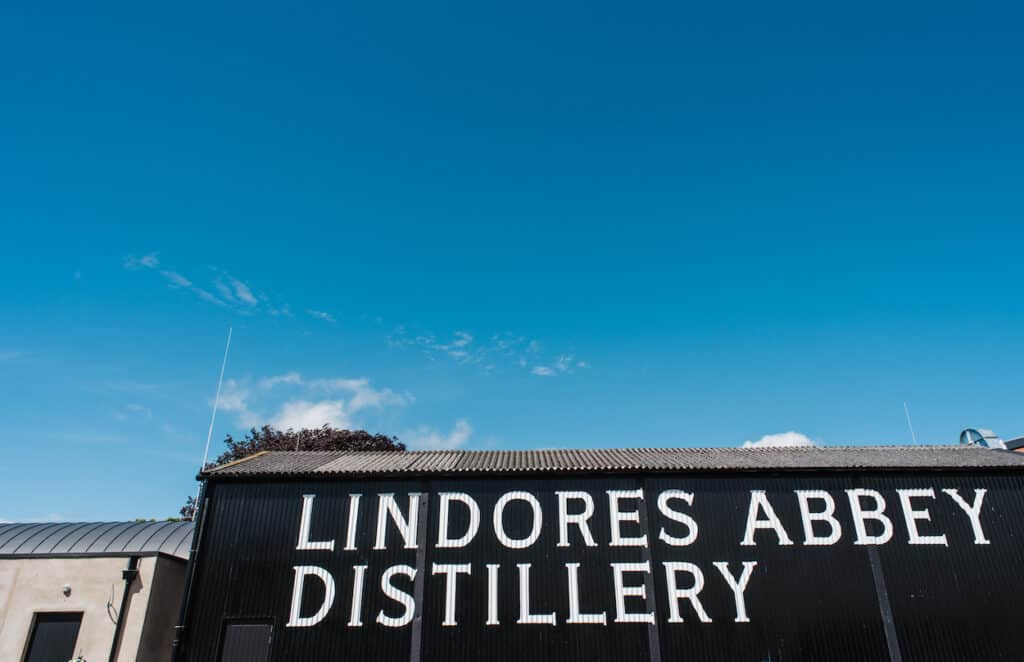 Lindores Abbey Distillery 12