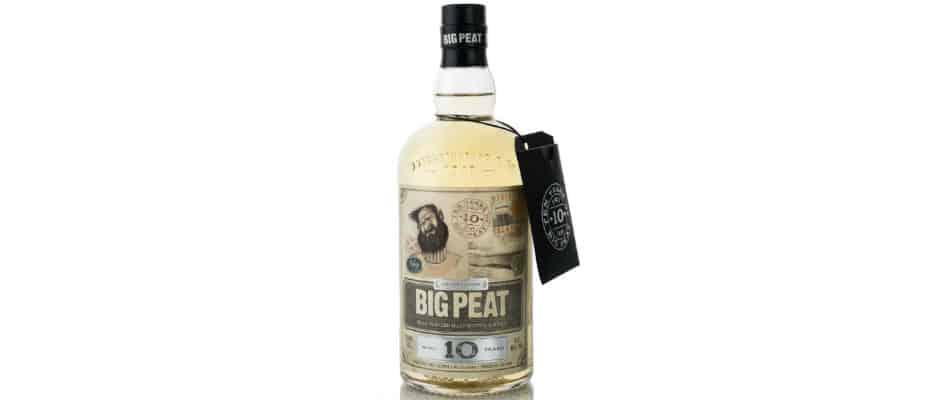 big peat 10 years old anniversary edition