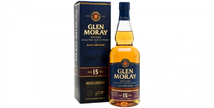 glen moray 15 years old elgin heritage