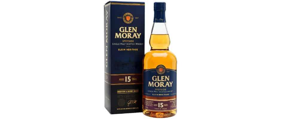glen moray 15 years old elgin heritage