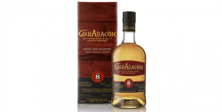 glenallachie 8 years old wood finish koval rye quarter casks