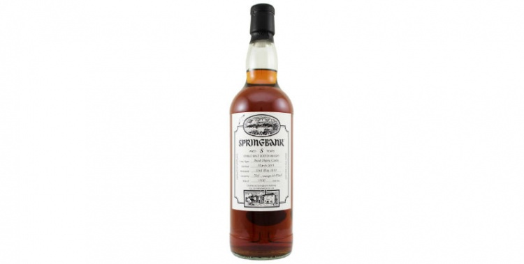 springbank 2011 8 years old open day 2019
