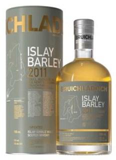 bruichladdich islay barley 2011 2018