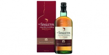 singleton of dufftown 15 years old