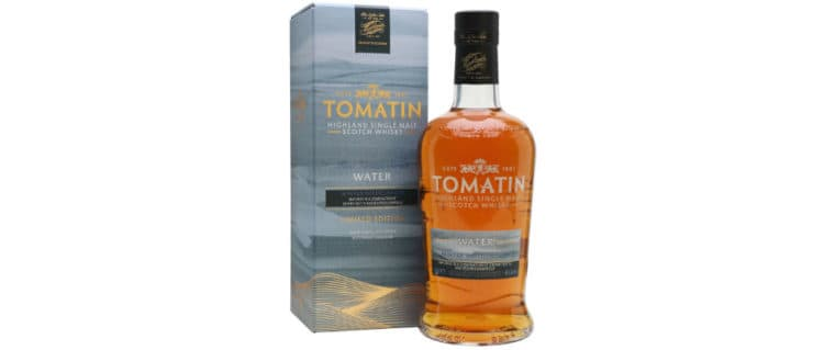 tomatin water five virtues series