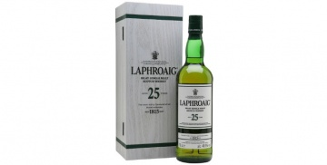 Laphroaig 25 Years Old Cask Strength edition 2017
