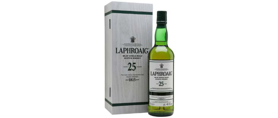 Laphroaig 25 Years Old Cask Strength (2017)