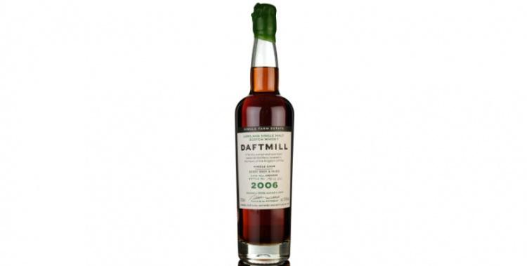 daftmill 2006 12yo berry bros rudd sherry cask
