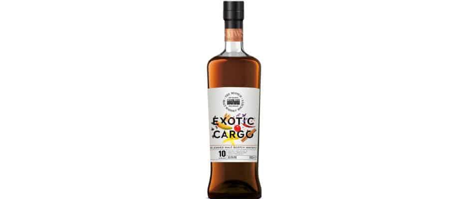 exotic cargo 10yo scotch malt whisky society