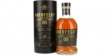 aberfeldy 15 pomerol limited edition