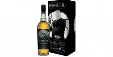 arran 2006 12 years old master of distilling ii james mactaggart