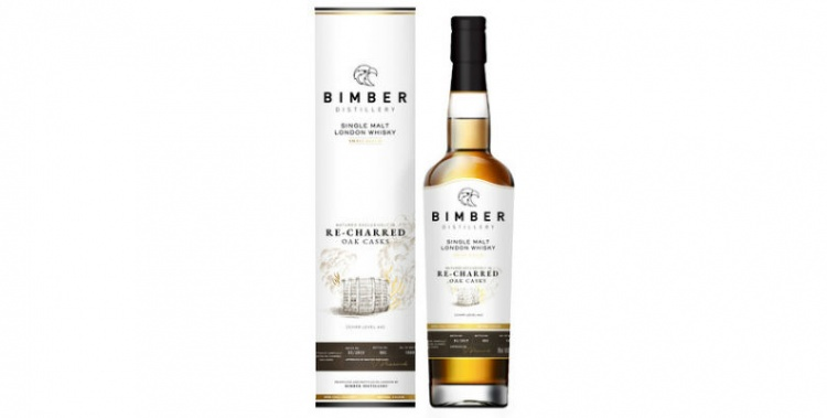 bimber distillery recharred american oak casks 2016