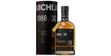 bruichladdich 1988 30 years old rare cask series