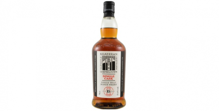 kilkerran 15 years old single cask fino wood bresser timmer