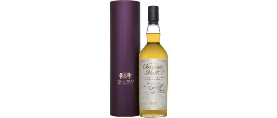 linkwood 10 years old christmas malt whisky exchange