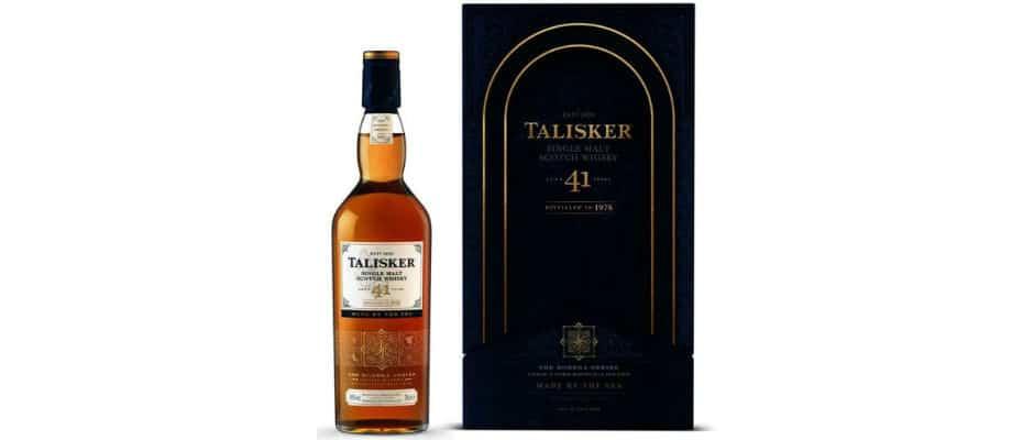 talisker 1978 41 years old bodega series