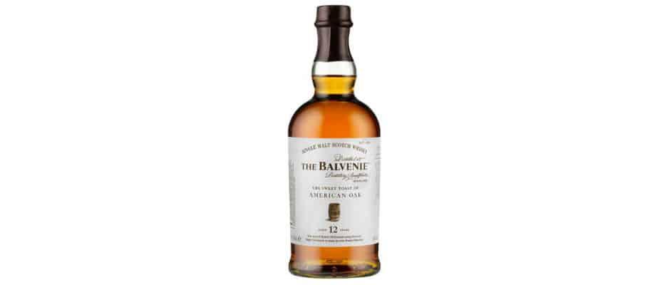 balvenie 12yo sweet taste of american oak