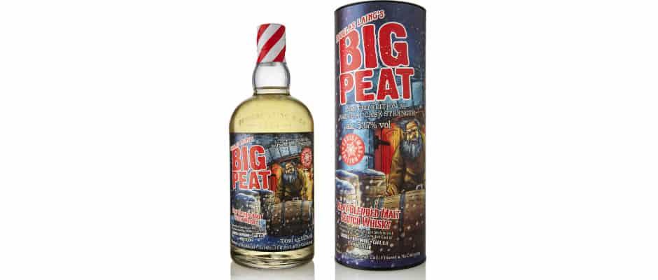 big peat christmas 2019 edition douglas laing