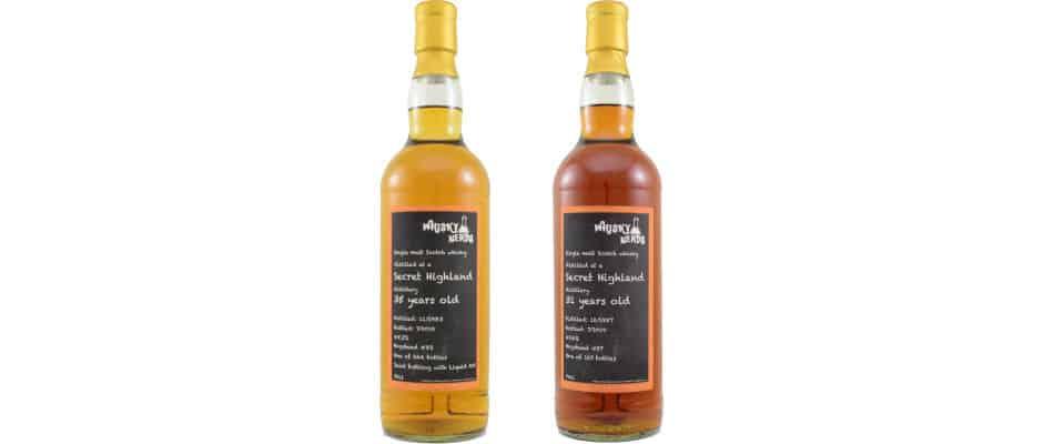 secret highland whiskies whiskynerds