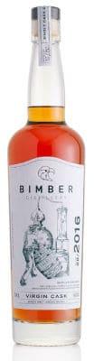 bimber 2016 virgin cask distillery only