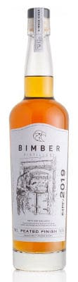 bimber peated finish distillery only