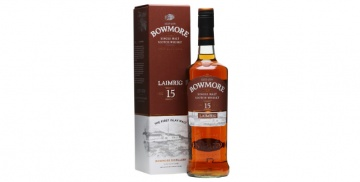 bowmore 15yo laimrig batch 4