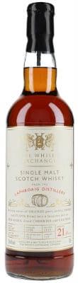 laphroaig 1998 21yo the whisky exchange 117