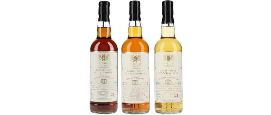 laphroaig glenburgie ledaig the whisky exchange