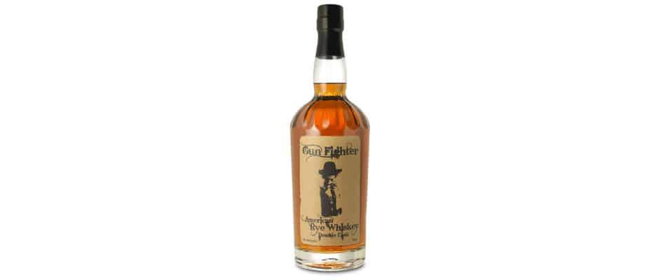 Gun Fighter American Rye Whiskey Double Cask