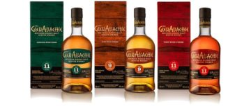 glenallachie second batch wood finish series