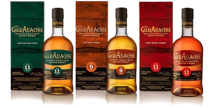 glenallachie second batch wood finish series