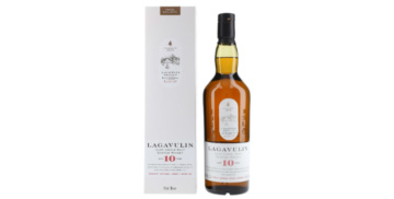 lagavulin 10yo travel retail exclusive