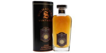 glentauchers 1997 22yo signatory vintage 4163 whisky exchange